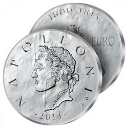 10€ Argent Napoléon Ier