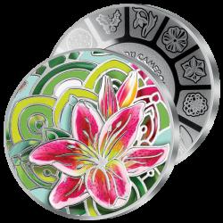 Monnaie Florale : Le Lys...