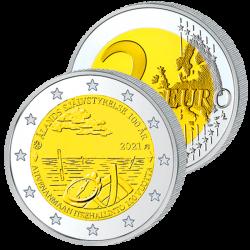 2 Euros Finlande 2021 – 100...