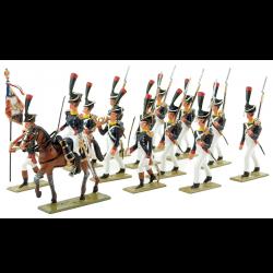 Les Voltigeurs d'Infanterie...