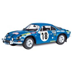 Alpine A110 Rallye de...
