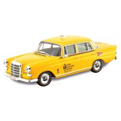 Mercedes Taxi Bruxelles 1962