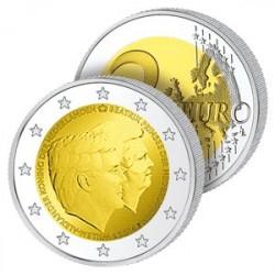 2 Euros Pays-Bas 2014 – Portrait des Souverains