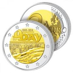 2 Euros France – 70 Ans du D-DAY