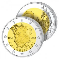 2 Euros Italie 2014 – Les Carabiniers