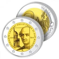 2 Euros Saint-Marin 2014 – Bramante