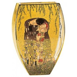 Gustav Klimt : Le Vase Décor du Baiser