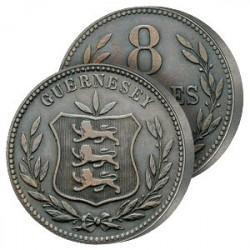Monnaie Historique de Guernesey