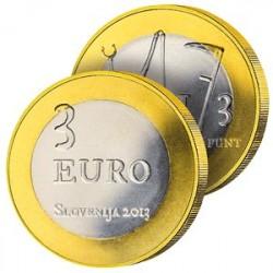 La Monnaie de 3 €uros Inédite