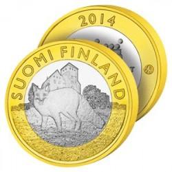 La 5 Euros 2014 Le Renard