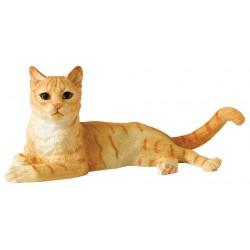 Ginger se détend