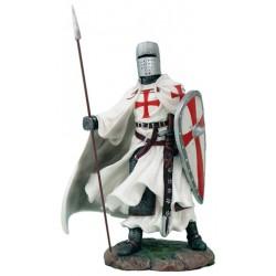 Le Templier avec sa lance