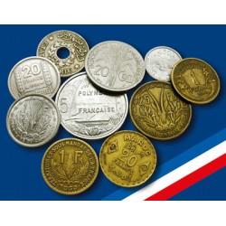 Les 10 Monnaies Coloniales Françaises