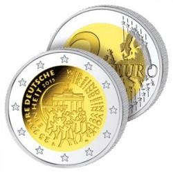 2 Euros Allemagne 2015 – 25 ans d'Unité