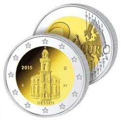 2 Euros Allemagne 2015 - Église Saint-Paul