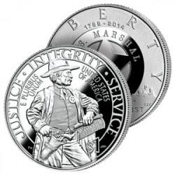Dollar Argent des Marshals