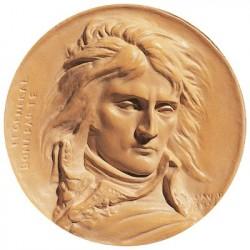 Médaillon relief Bonaparte