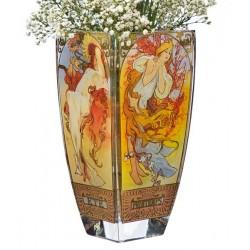 Mucha 1897 – Le Vase des 4 Saisons