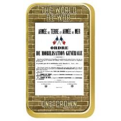 France 2014 - La Monnaie des 100 Ans