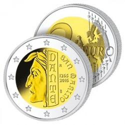 2 Euros Saint-Marin 2015 – Dante Alighieri