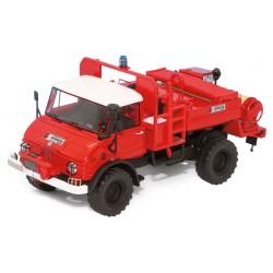 Mercedes Unimog Pompiers 4x4