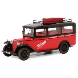 Renault Bus Corse 1933