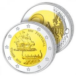 2 Euros Portugal 2015 – Timor