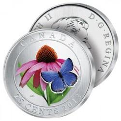 Le Quarter-Dollar Botanique
