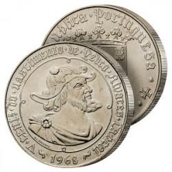 50 Escudos Argent 1968