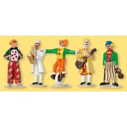 Les Clowns sont de retour