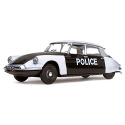 DS19 Police de Paris