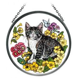 Le Chat dans les Fleurs