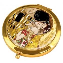 Le Miroir de Poche du Baiser de Klimt
