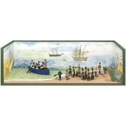 Retour de Napoléon Ier de l'île d'Elbe