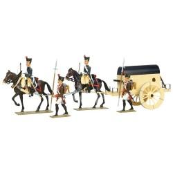 Ambulance de la Garde du Baron Larrey