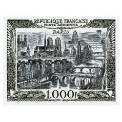 1.000F Géant Paris 1950