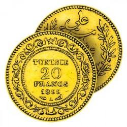 20F or de la Tunisie «Française»