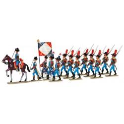 La Première Légion des Francs de l'Ouest