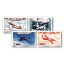 Grandes Valeurs Poste Aérienne type 1954