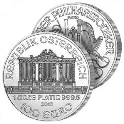 L'Inestimable Premier Euro en Platine Pur