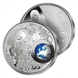 20€ Argent Finlande