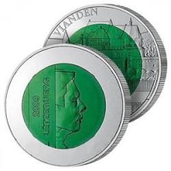 5€ Niobium Luxembourg