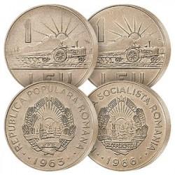 Authentiques Monnaies Jumelles et Communistes