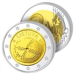 2 Euros Lituanie 2016 – Culture Balte