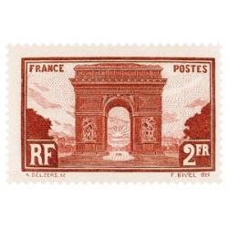 Arc de Triomphe type 1931