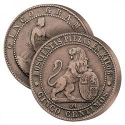 Le Lion d'Espagne – 1870