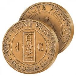 Le Cent d'Indochine Française