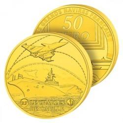 50 Euros Or Charles de Gaulle 2016