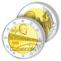 2 Euros Luxembourg 2016 – Pont Grande-Duchesse Charlotte