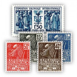 Exposition Coloniale type 1930-1931